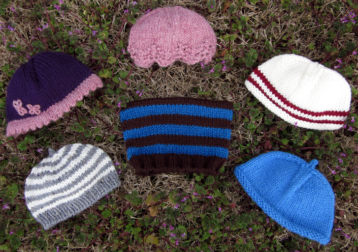 Design your own hat knitting pattern by Cassie Castillo