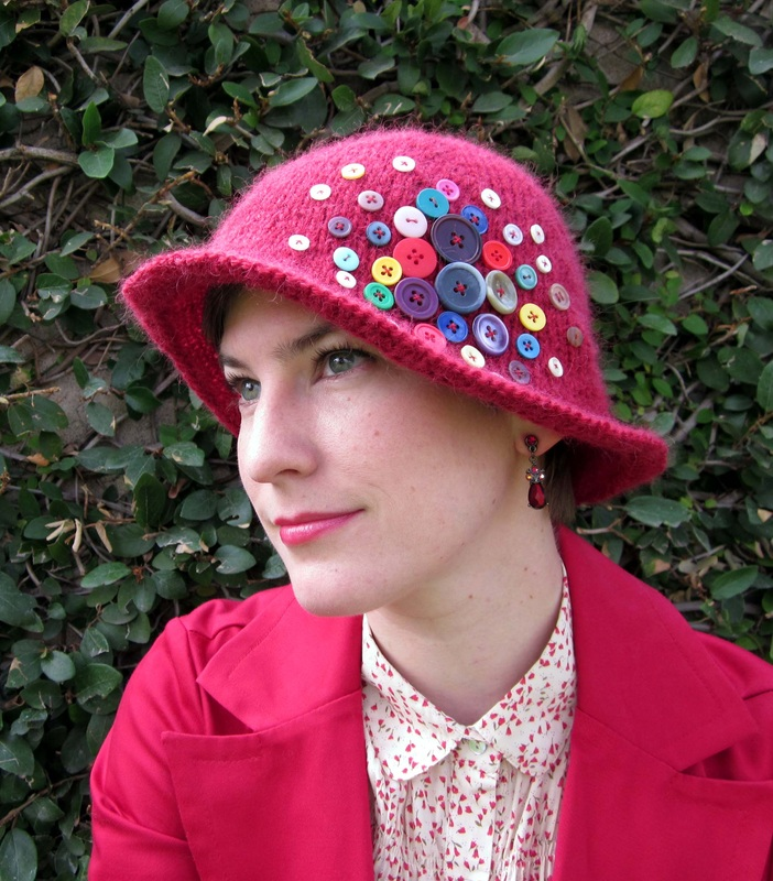 Button box cloche